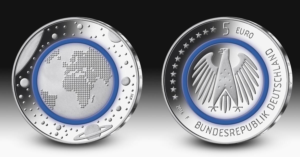 5 Euro Münze Amazon