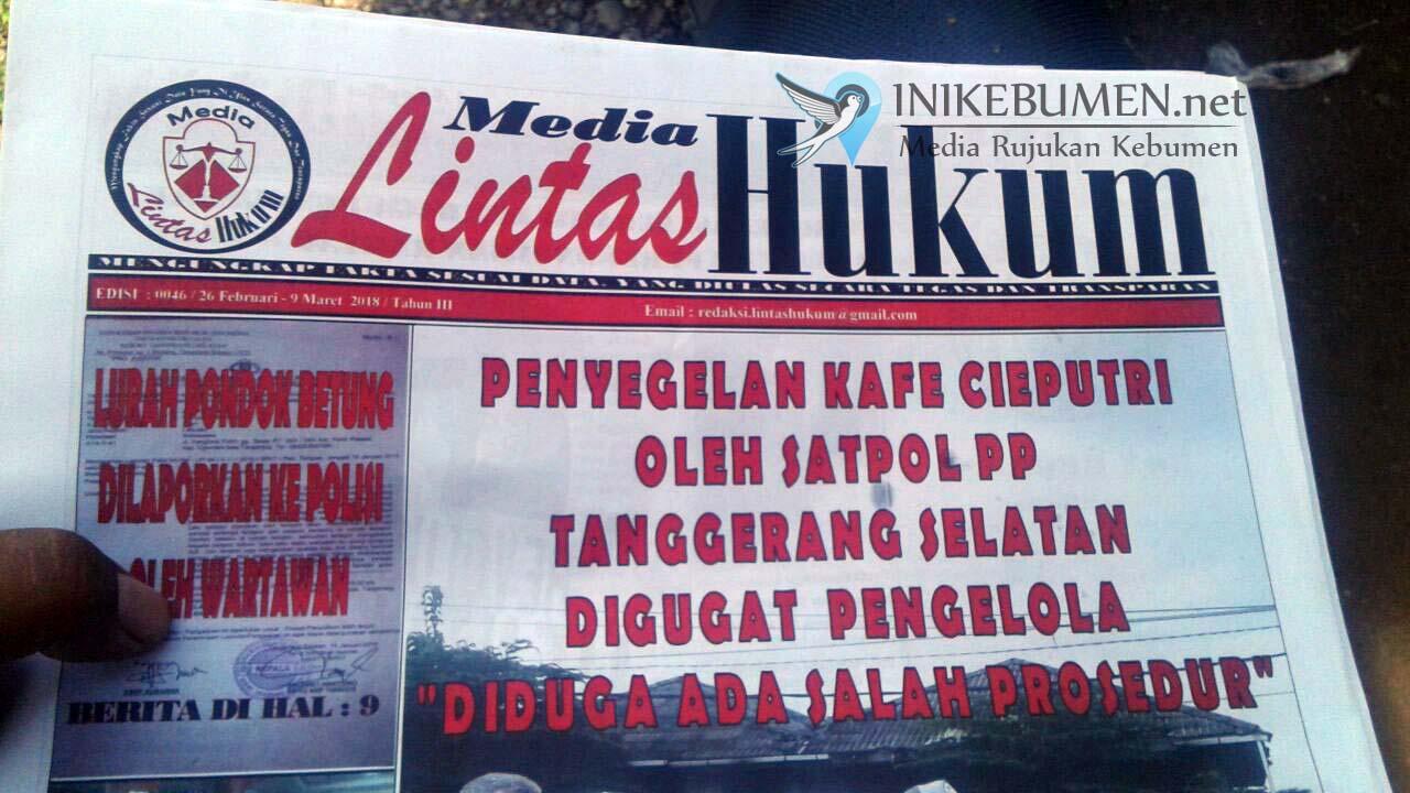 Enam Wartawan Gadungan Peras Pemdes Pohkumbang, Karanganyar