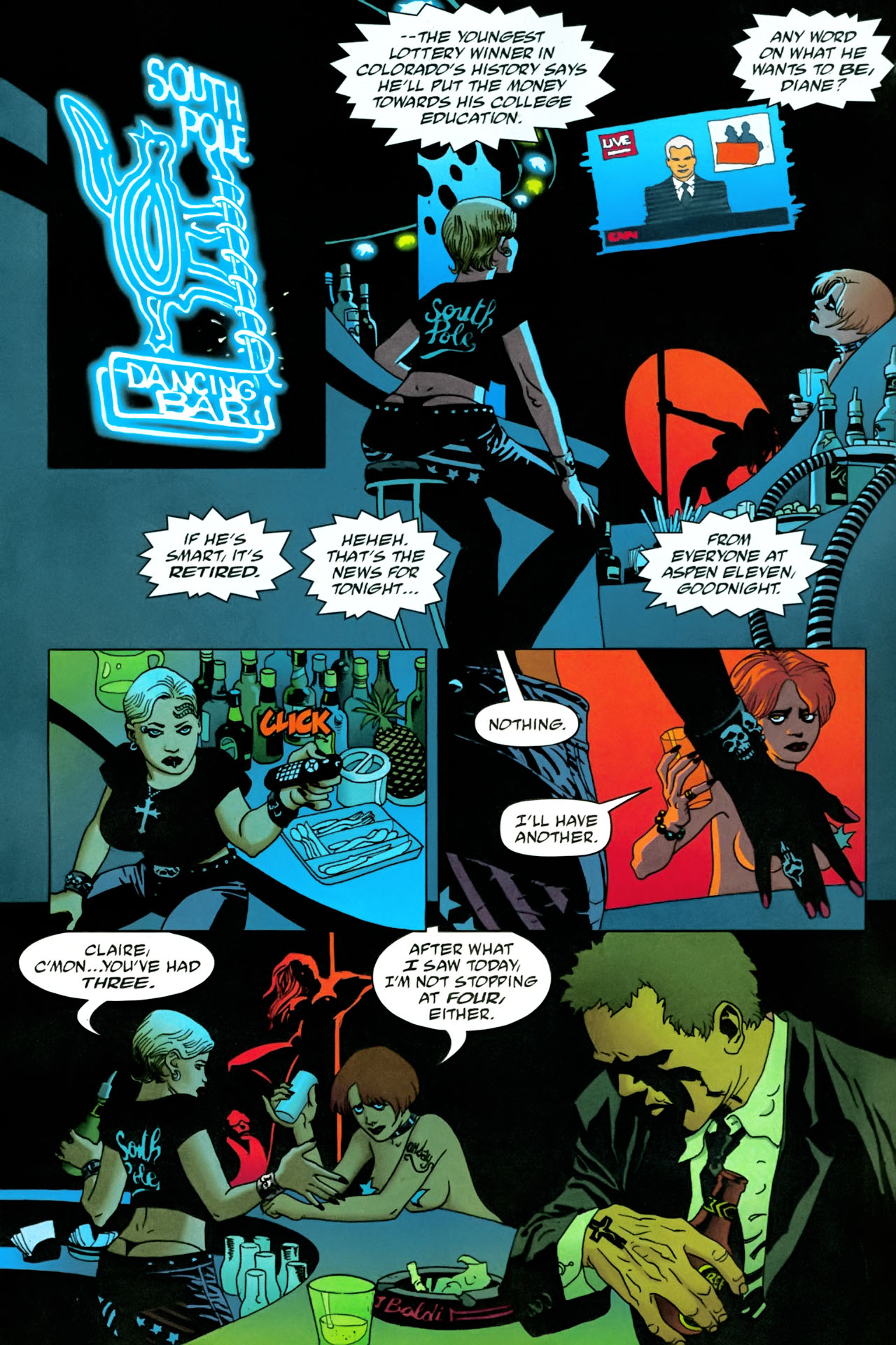 Read online 100 Bullets comic -  Issue #86 - 6