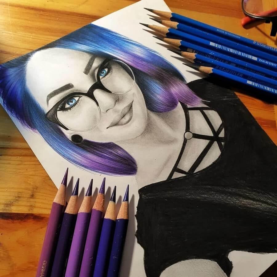 13-Milica-Pencil-Portraits-www-designstack-co