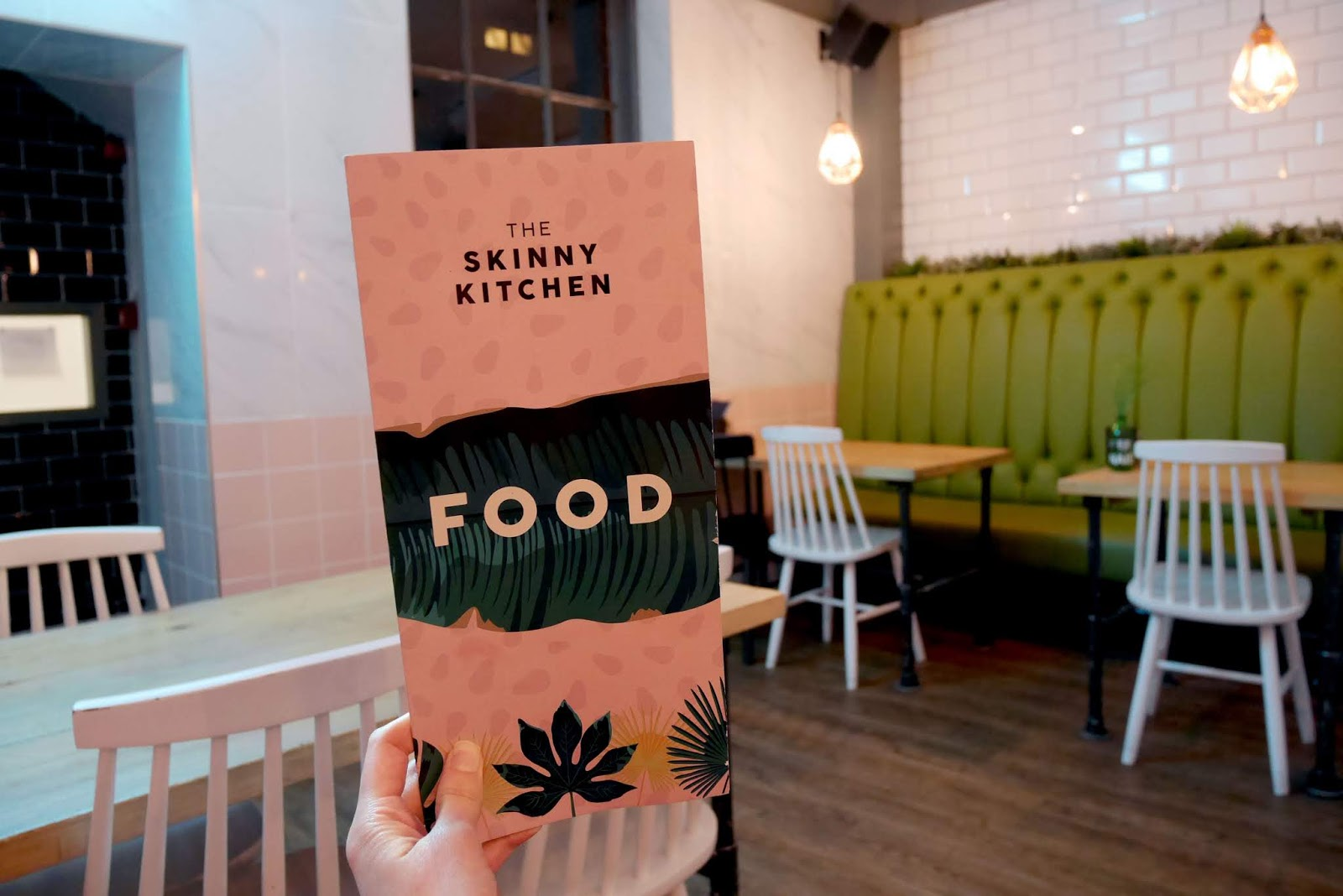 Dining at The Skinny Kitchen in Canterbury, Kent