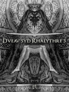 Dveav syd Rhalythre 3 Cover