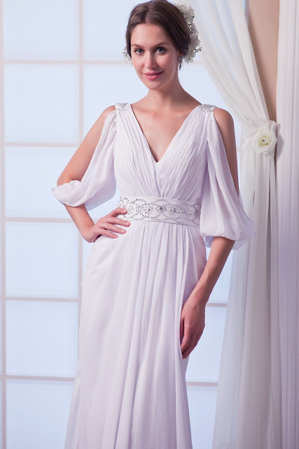 Casual Wedding Dresses For Beach