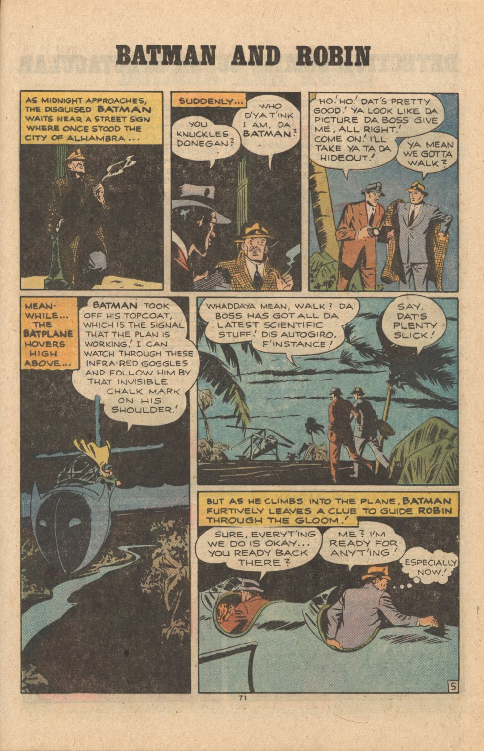 Detective Comics (1937) 442 Page 70