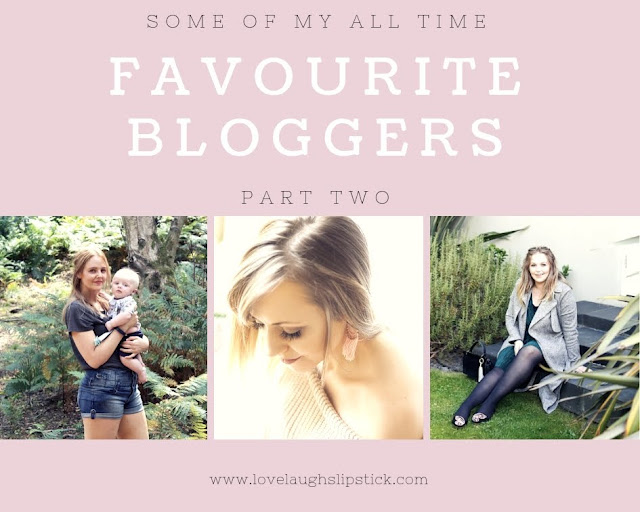 Lovelaughslipstick Blog My Favourite Bloggers Part 2 2018
