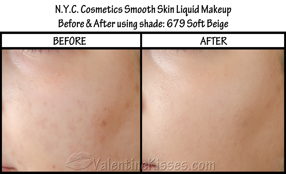 Smooth Skin Liquid Concealer by NYC #9