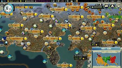 Civilization 5 Game Screenshots 2010