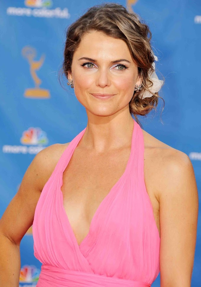 Keri Russell(1976): American dancer and actress