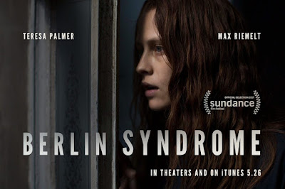 Berlin Syndrome, English Movie, Berlin Syndrome Movie, Berlin Syndrome Film, Berlin Syndrome Review By Miss Banu, Review By Miss Banu, Blog Miss Banu Story, 2017, Filem Orang Putih, Teresa Palmer Movie, Novel Berlin Syndrome, Filem Adaptasi Novel, Sinopsis Filem Berlin Syndrome, Berlin Syndrome Cast, Pelakon, Teresa Palmer, Max Riemelt, Emma Bading, Matthias Habich, Elmira Bahrami, Christoph Franken,