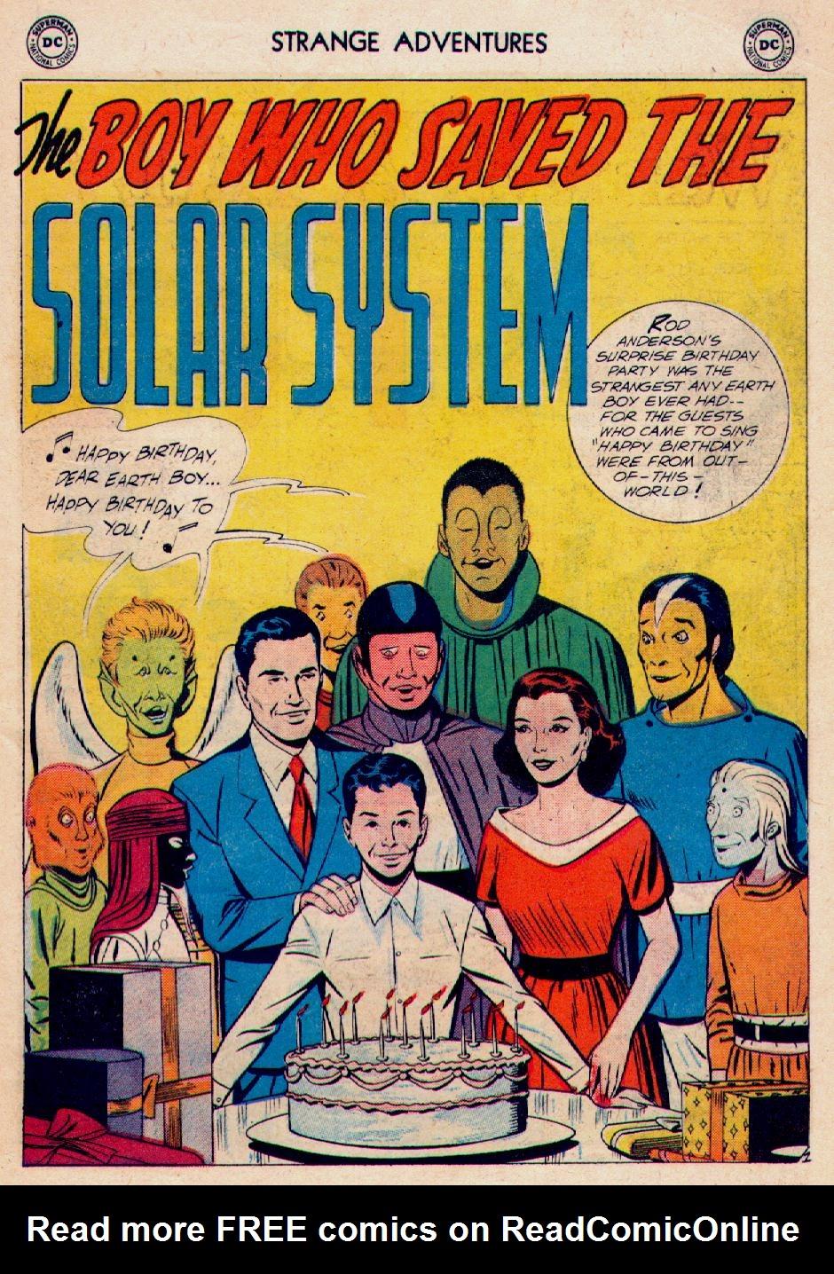Strange Adventures (1950) issue 95 - Page 27