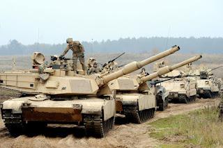 M1A2T Tank Abrams
