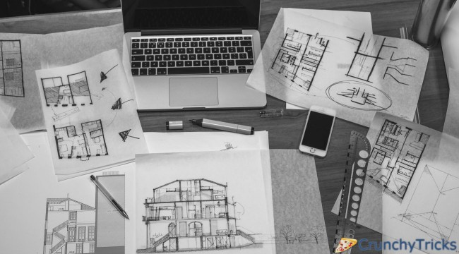 Architecture Design apps for Android