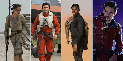 Star Wars and Guardians