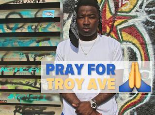 Troy Ave Shot In Brooklyn Update Beef