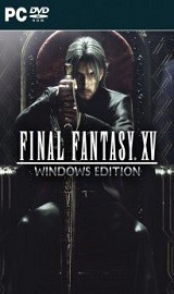 FINAL FANTASY XV WINDOWS EDITION 205x290 - FINAL FANTASY XV HD TEXTURE PACK-PLAZA