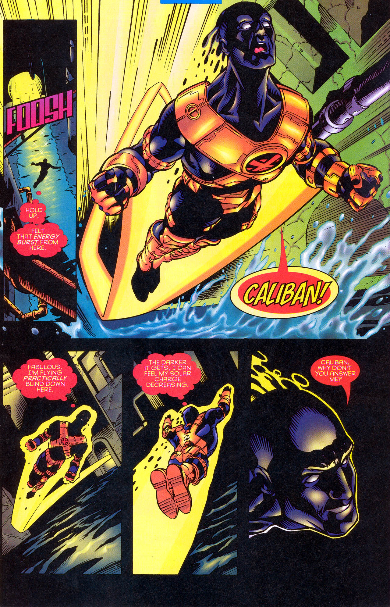 Read online X-Force (1991) comic -  Issue #49 - 14