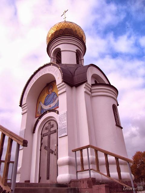 Свята-Пакроўская капліца-званіца