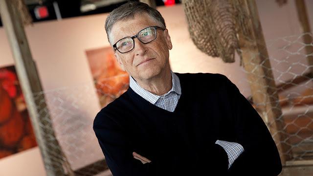 Bill Gates, a punto de perder el título de hombre más rico del mundo