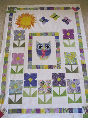 Joyful Quilter Trying To Catch Up