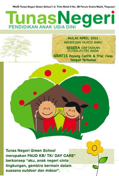 PAUD Tunas Negeri Green School