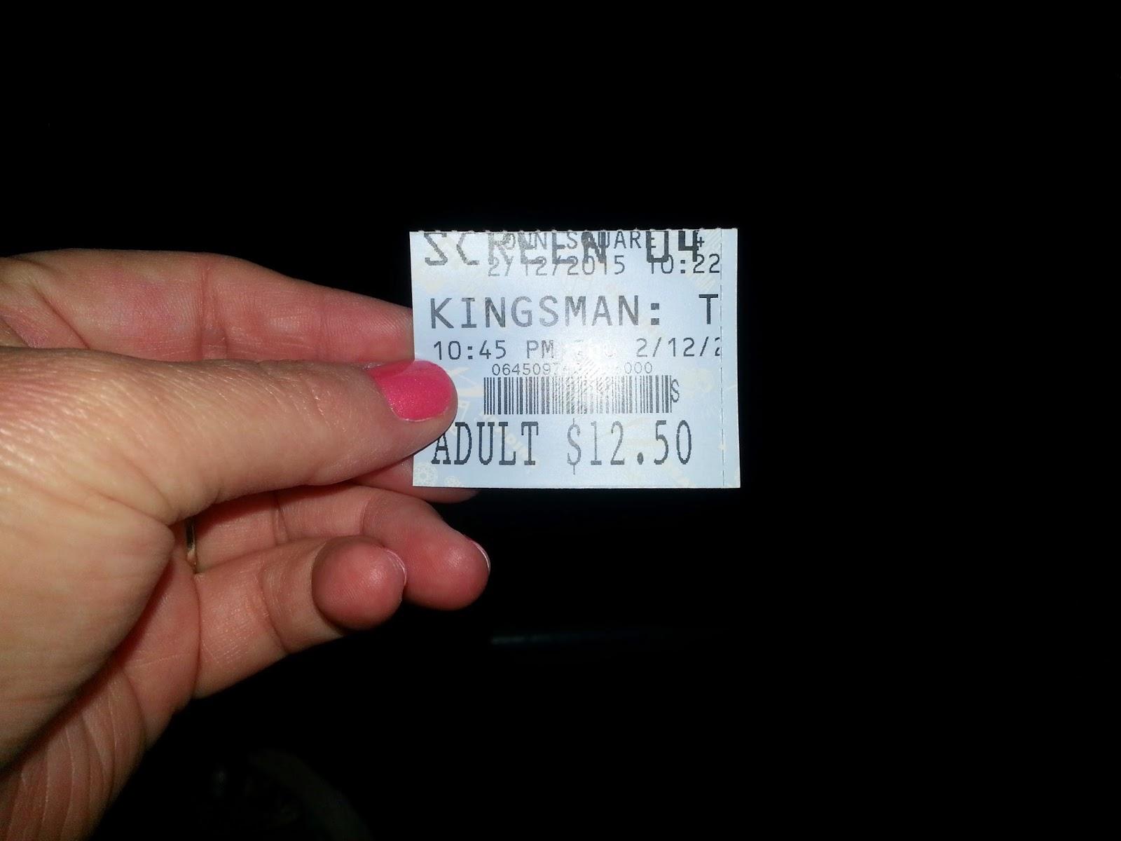 Lolo Loves Films Movie Review 220 Kingsman The Secret Service 2015