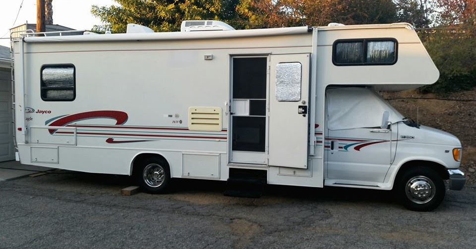 Angee Bee S The Great Motorhome Reveal