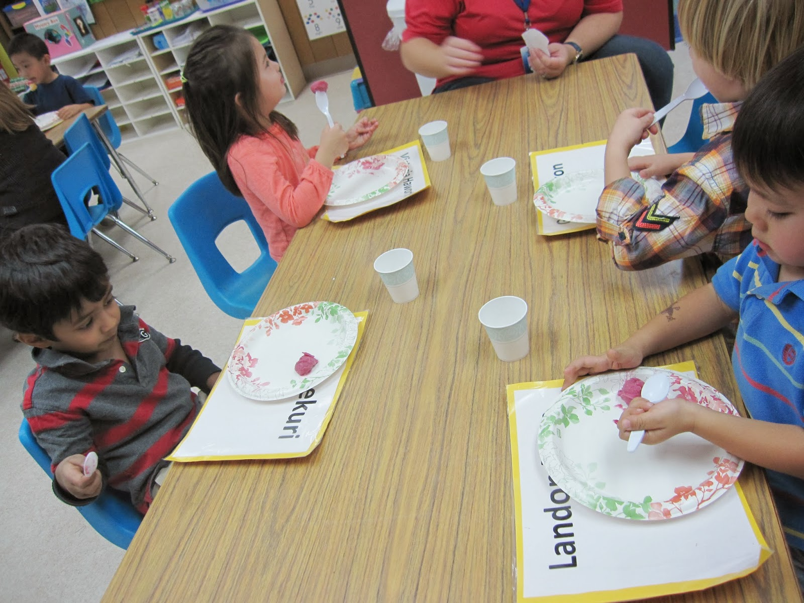 Preschool For Rookies Five Senses Taste