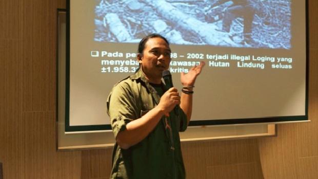 Laskar Hijau, Bergotong Royong menyelamatkan Gunung Lemongan