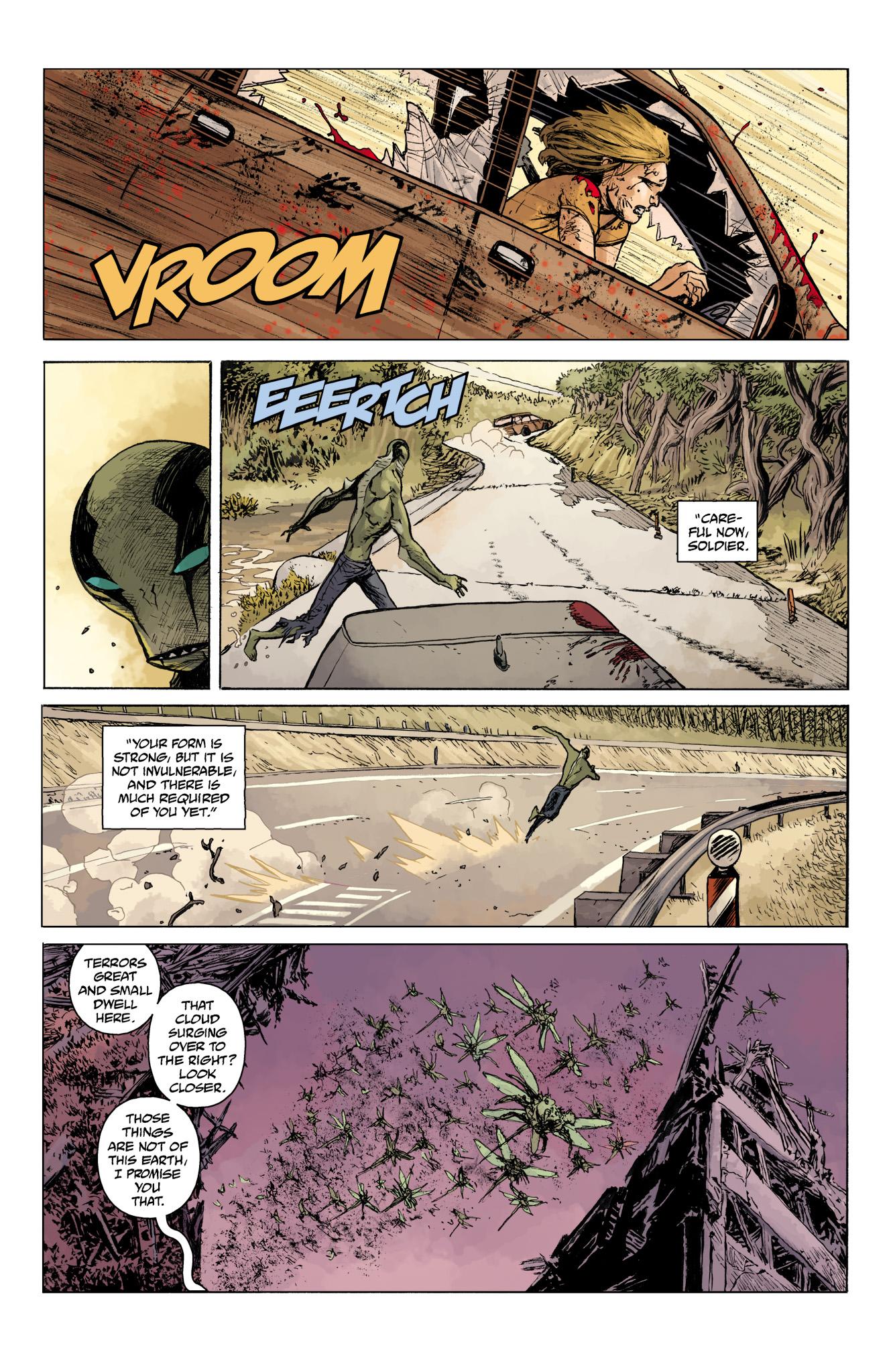 Read online Abe Sapien comic -  Issue #11 - 15