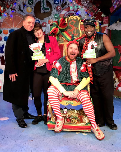 """The Santaland Diaries"" 