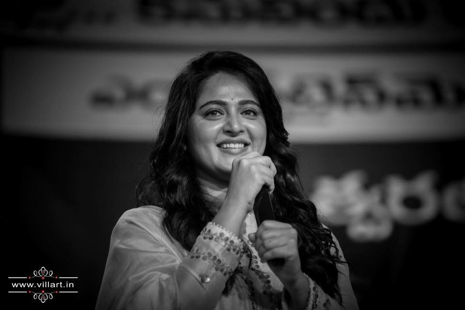 Anushka Bhaagamathie Pre Release Event Stills - Latest Movie Updates, Movie Promotions, Branding -8143