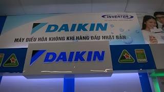 Trung tâm sửa điều hoà Daikin số 1 tại hà nội