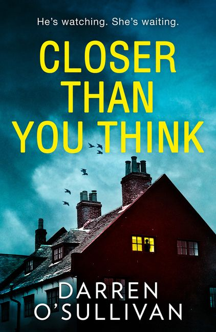 CLoser than you think Darren O'Sullivan review