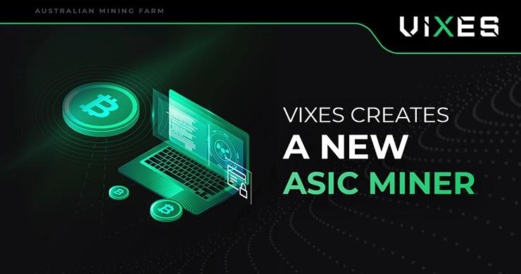 Новый ASIC-майнер от Vixes