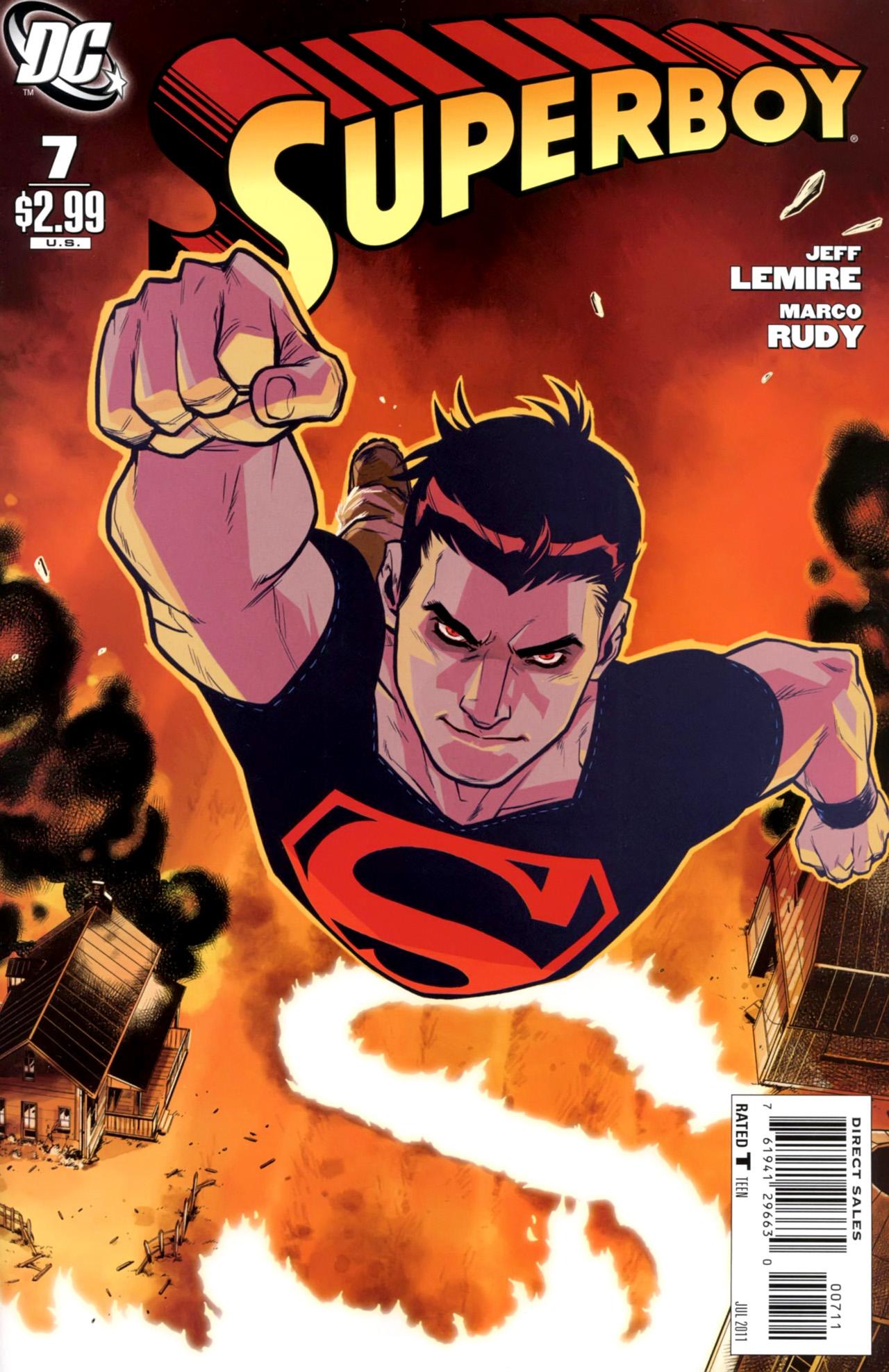 Superboy [I] Issue #7 #7 - English 1