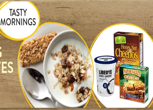Save.ca General Mills Tasty Mornings Coupon