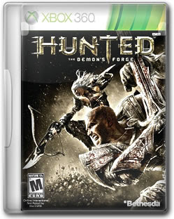 Hunted The Demons Forge   XBOX 360 Region Free   Megaupload
