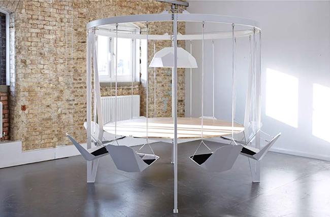 Design With Love Emotional Design Tavolo Con Altalena Un Gioco O Una Strategia Di Marketing