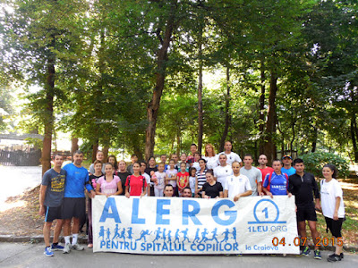 Craiova alearga pentru Spitalul Copiilor - 04 Iulie