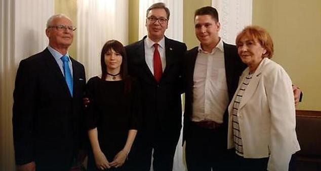 #Aleksandar #Vučić #bolest #vlast #diktator #Milovan #Brkić #Magazin_Tabloid