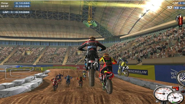 Download Moto Racer 3 PC Gameplay