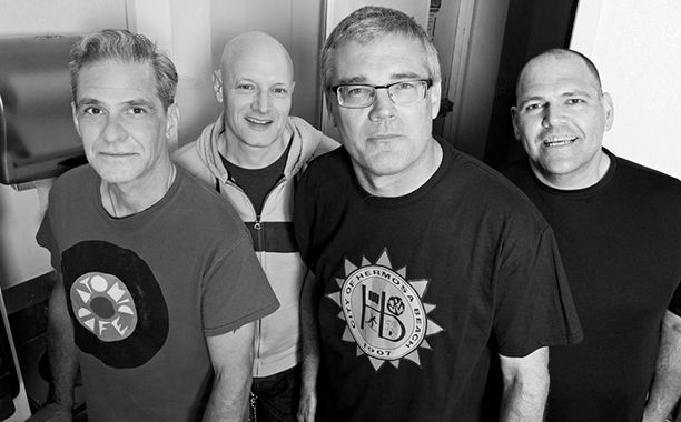 The Descendents en México