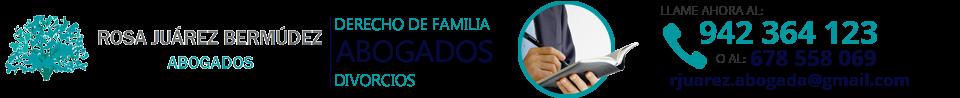 DIVORCIO EXPRÉS ECONÓMICO - ROSA JUÁREZ - 678 558 069