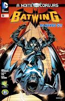 Os Novos 52! Batwing #9