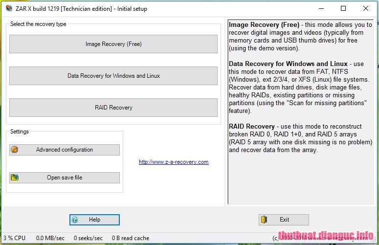 Download Zero Assumption Recovery 10.0 Build 1231 Full Cr@ck – Khôi phục dữ liệu mạnh mẽ