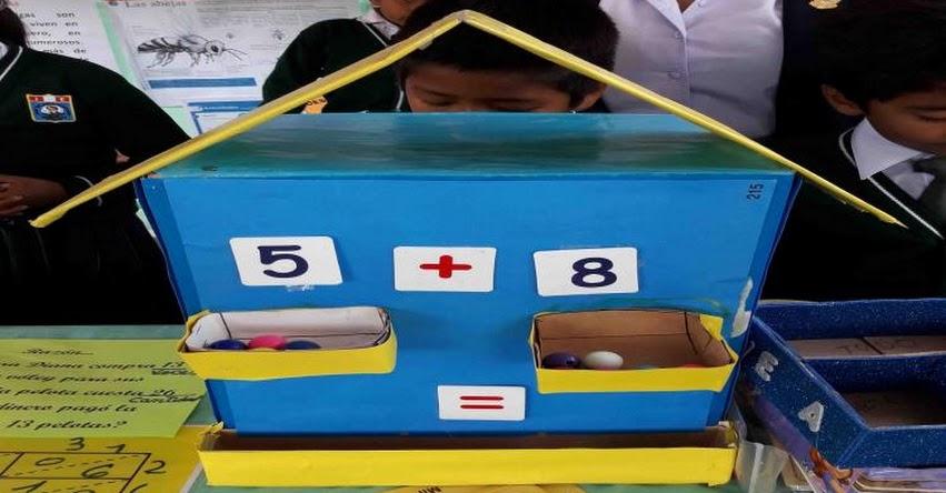 Niños de Pisco mejoran en matemática y lectura con juegos educativos