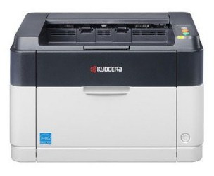 High functioning mono Light Amplification by Stimulated Emission of Radiation printers too satisfactory character is everyone KYOCERA Ecosys FS-1060DN Driver Download