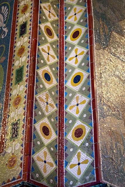 Мозаики Спас на Крови