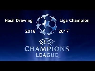 Liga Champions Eropa Musim 2016/2017