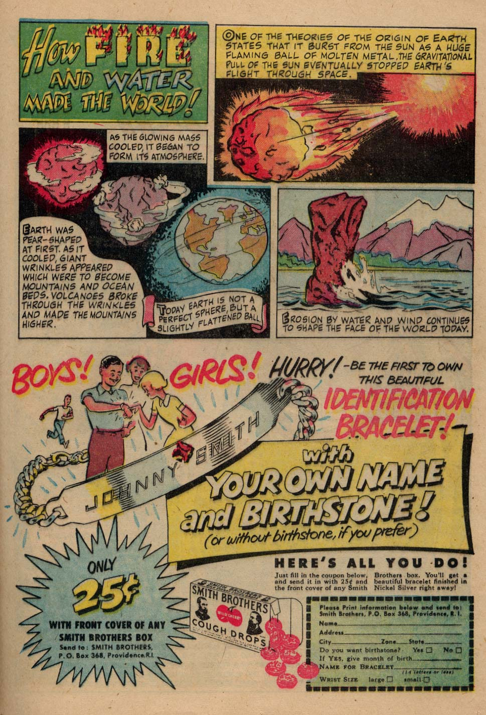Strange Adventures (1950) issue 3 - Page 37